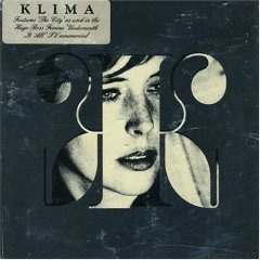 Klima - Angele David Guillou - Cover
