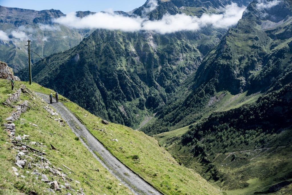 Mines de Bentaillou - Pyrenees
