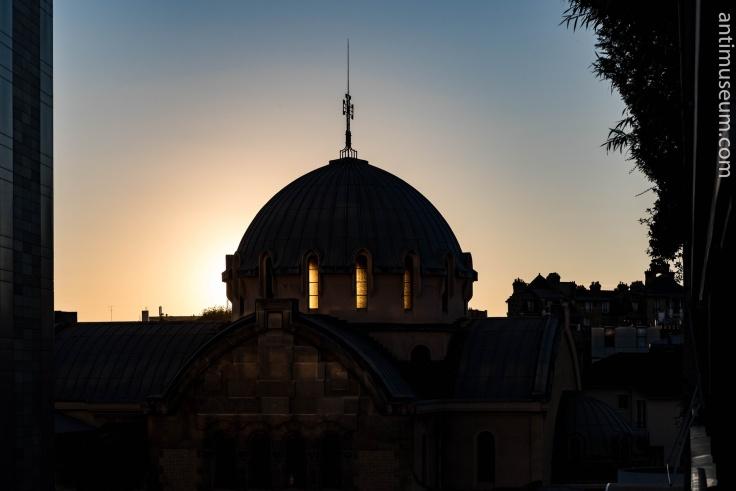 Istanbul or Paris